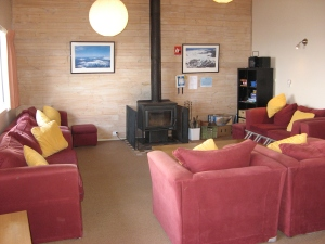 Asterix Ski Lodge Lounge 1