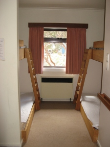 Asterix Ski Lodge Bunks