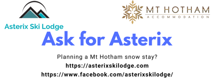 Ask for Asterix